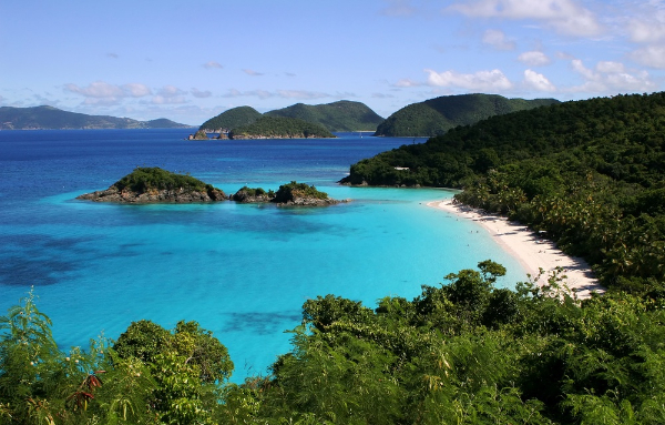 Karibisk natur
